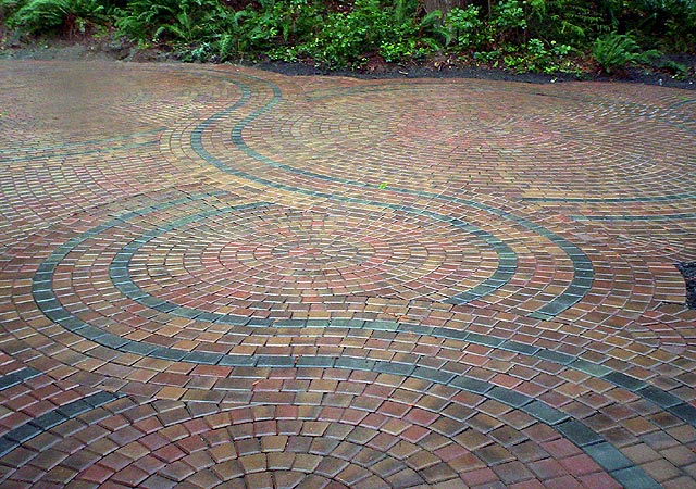 Paving Stone Driveways Gallery Stone Taffy Design