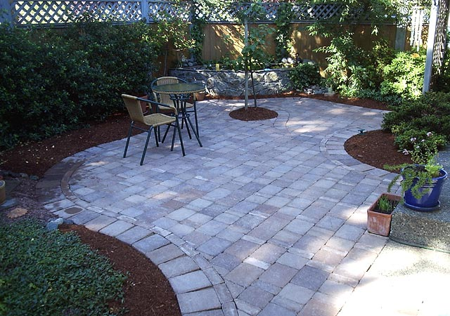Paving Stone Patios Stone Taffy Design